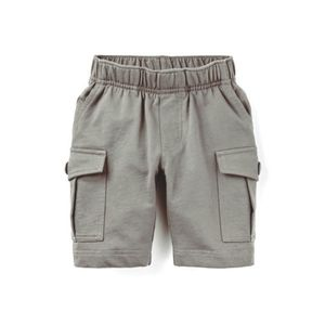 Tea Collection French Terry Cargo Shorts size 5